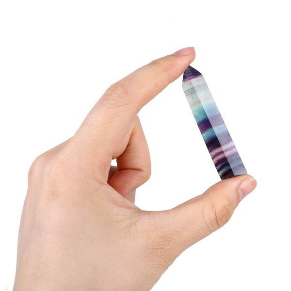 Fluorite arcobaleno