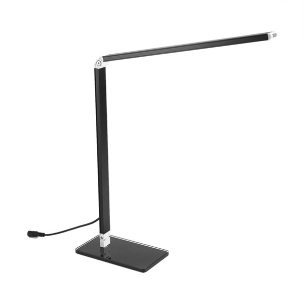Energy Saving Folding Rechargeable 48 Led Desk Office Table Student Reading Lamps Study Lamp Fashion Lights C19041803