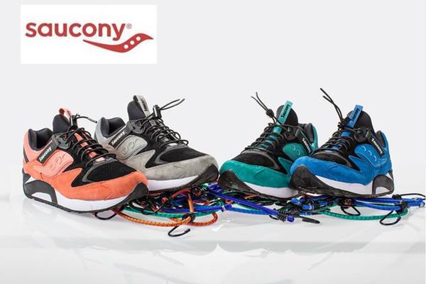 Zapatos Saucony Grid 9000 Por Encargo