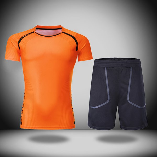 Male Female QuickDry Badminton Suit Short Sleeve T-shirt Shorts Women Men's Sweat Wicking TableTennis Sportswear Set M-4XL 6size