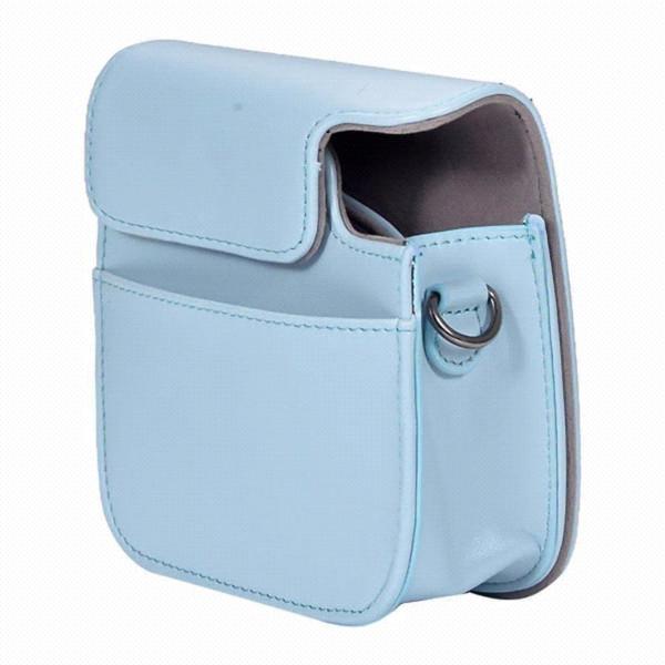 Carry PU Leather Bag Case with Shoulder Strap For Fujifilm Instax Mini 8 Mini 9 Instant Film Camera + Filter +Album +Selfie Lens