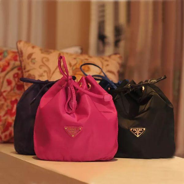 Bolso del almacenamiento de la manera / bolso cosmético de la cartera del diseño de la manera del envío de la marca linda famosa al por mayor del envío libre para las muchachas