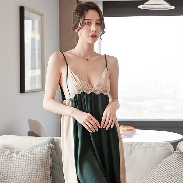 Nightdress Green