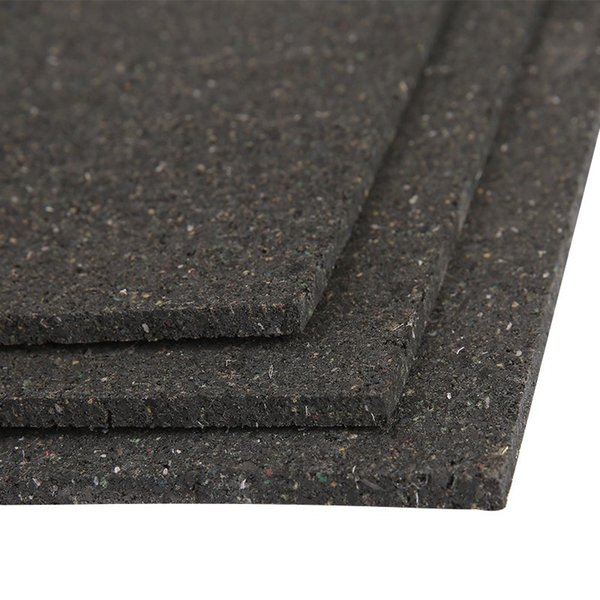 Soundlproof Carpet SoundProof and shock damping Gym Floor underlayment Rubber Matting damping felt Soundlproof Carpet Underlayment Rubber Shock Damping Mat For Disco