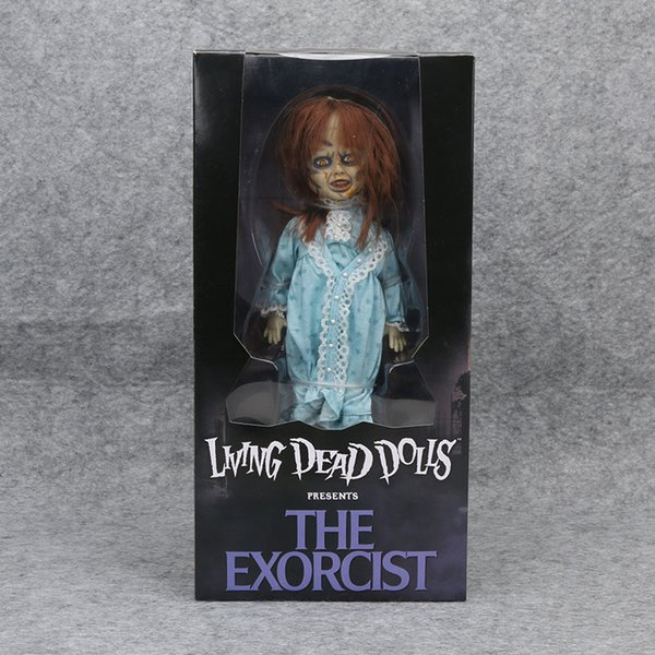 dead doll in box25cm