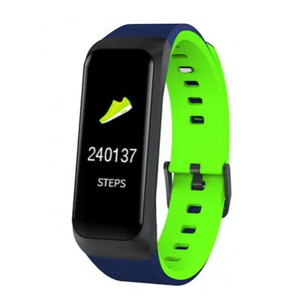 B02 0.96 inch heart rate blood pressure monitoring information reminds Bluetooth photo health sports smart watch for Android iPhone Samsung