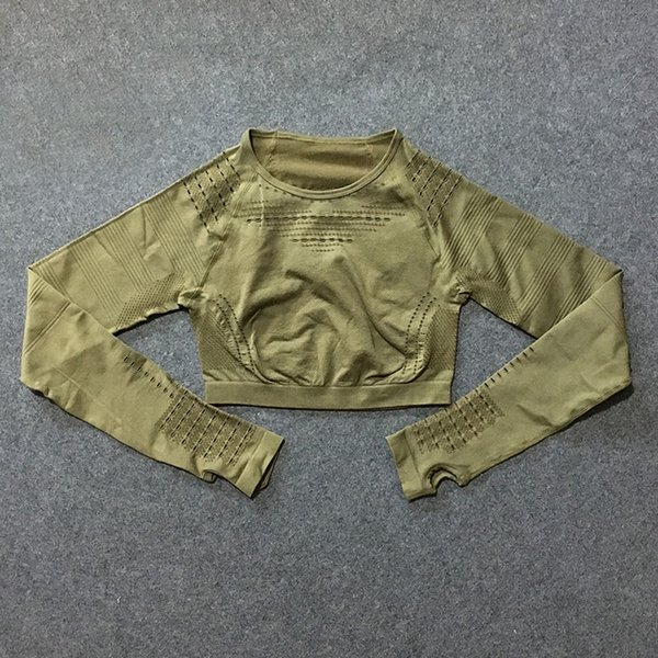 c12 (Army Green Tops)