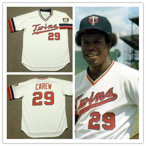Пуловер # 29 Rod Carew