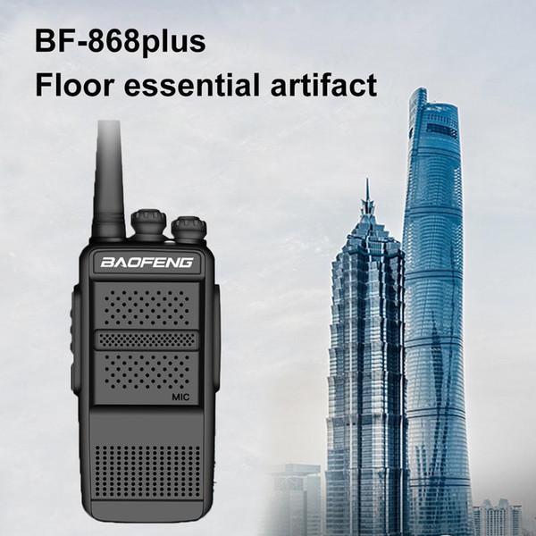 Baofeng BF-868Plus Tragbares Hotel-Shop-Handfunksprechgerät