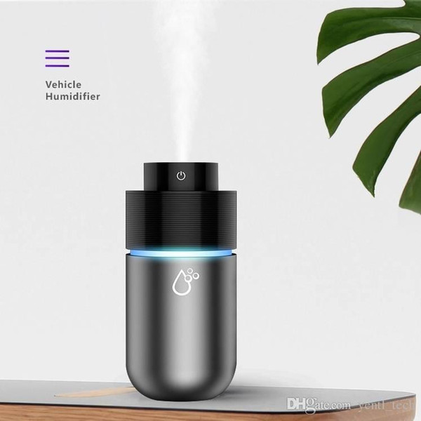 yentl free shipping hot sale Cans Type Auto Mini Car Vehicle Humidifier Air Purifier Freshener Travel Car Portable
