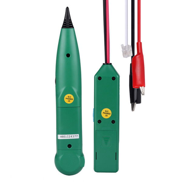 Professional Telephone Wire Tracer Portable UTP Tool Kit LAN Networks Cable Tester Line Finder