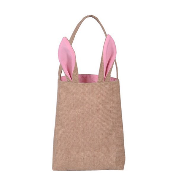 Orecchie Pasqua Bag carrello per il regalo di Pasqua di imballaggio del regalo di natale di Natale Borse Buon Natale Candy Bags