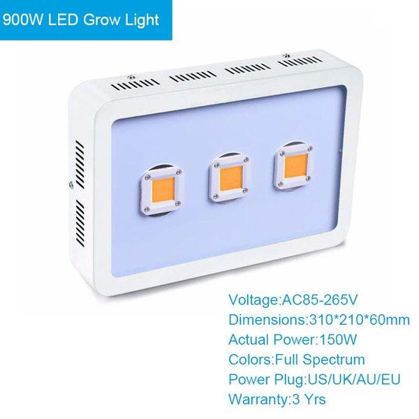 900W LED Grow Light
