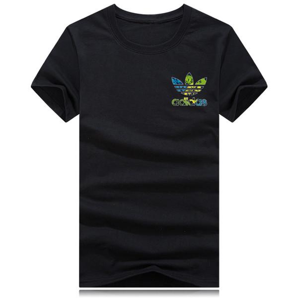wholesale Eye printing big logo men women T shirts Female Short Sleeve tee Summer Luxury T-shirts O Neck Hip Hop signature shirts run S-4XL