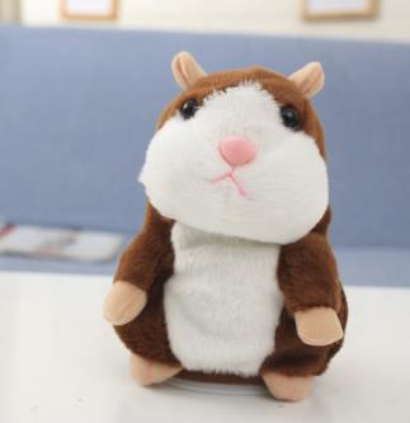# 3 sprechen Hamster
