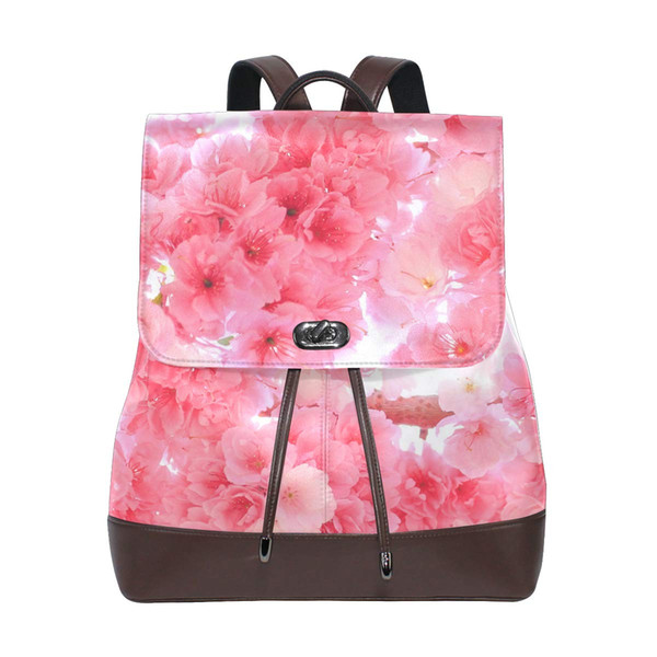 Fashion Backpack Women Backpacks Solid Vintage Girls School Bags for Girls PU Leather Women Backpack