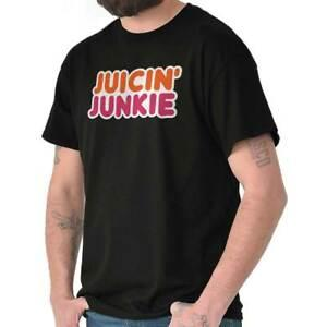 Juicin Junkie Vegan Vegetarisch Cool Nettes Geschenk Gym Workout Veg Classic T Shirt Te