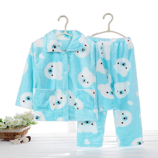 Небесно-голубой пижама