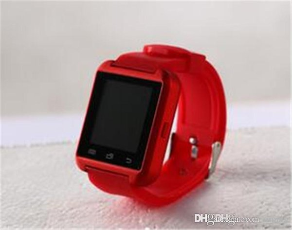 Smartwatch U8 Watch Smart Watch Wrist Watches for iPhone 4 4S 5 5S Samsung S4 S5 Note 2 Note 3 HTC Android Phone Smartphone best