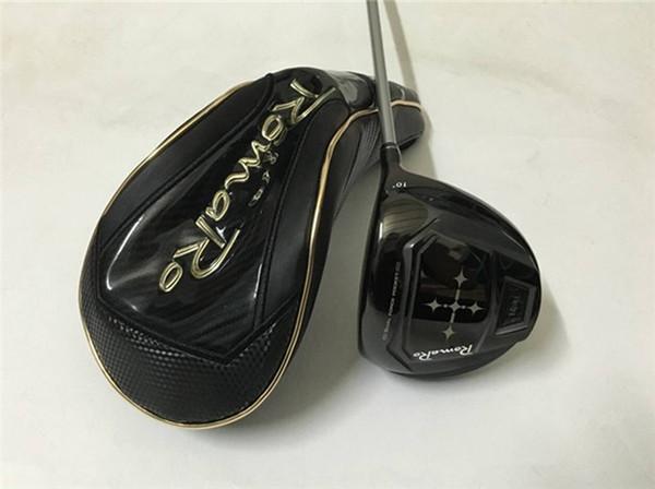 Romaro Ray-V driver Romaro Ray Driver di golf di alta qualità Golf Club 9/10 gradi Pozzo della grafite Coperchio Testa Con