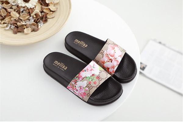 lo último 738a8 60c80 Compre Marca Mujeres Huaraches Moda Sandalias De Cuero De Verano Al Aire  Libre Zapatos De Playa Zapatillas Causales Envío Gratis A $16.09 Del ...