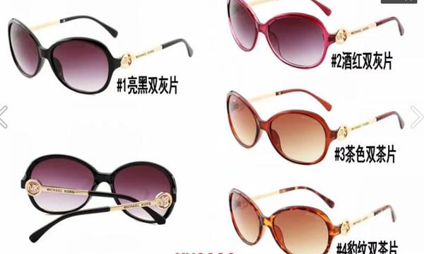 2019 Nouvelles lunettes de soleil de haute qualité pour femmes Hommes Designer Marque Hommes Femmes Lunettes de Soleil Lunettes Livraison Gratuite mk8893