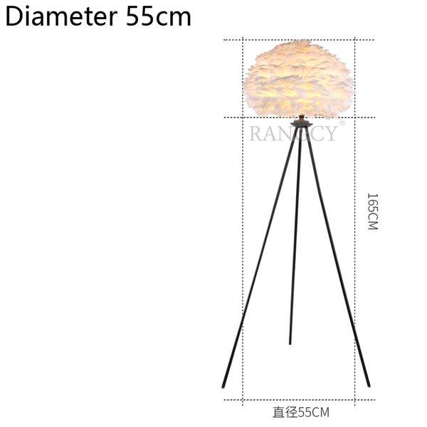 Schwarz D55cm B