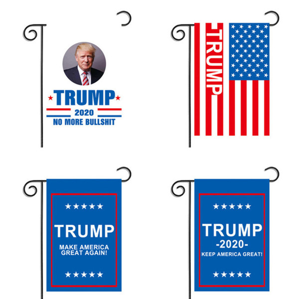 best selling Decor Banner Trump Flag America Again For President USA Donald Trump 2020 Election Banner Flag Donald Flags 30*45cm Party Supplies Best