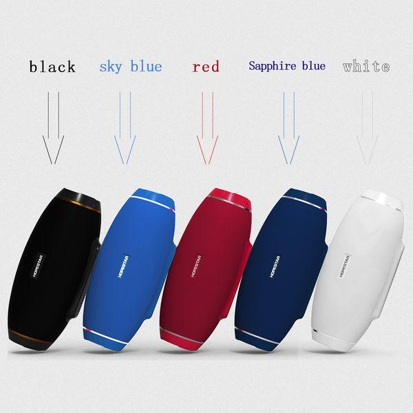 HOPESTAR H20 Wireless portable Bluetooth 2.1 Speaker 20W Waterproof Outdoor Bass Effect with Power Bank USB AUX Mobile FM TF 3 in 1 speaker
