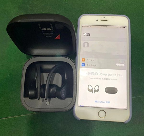 W1 CHIP Power pro Earbuds wireless Bluetooth 5.0 pop up SIRI NOISE case earphone headphones earphones H1 TWS for iphone 11 not 2