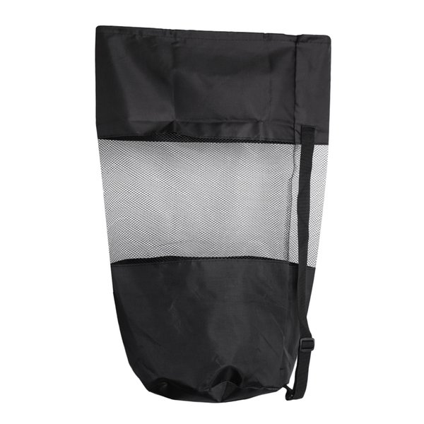 Kompakt İpli Örgü Dişli Çanta Omuz Sırt Çantası Scuba Dalış Şnorkelle Yüzme için Yüzme 70.5x43 cm