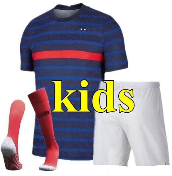 20/21 home kids(white shorts)