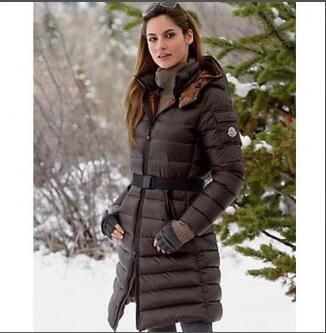2019 nueva mujer suyen abajo chaqueta Reino Unido anorak abajo abrigo de invierno prendas de abrigo con capucha parkas paquete de marca original de alta calidad