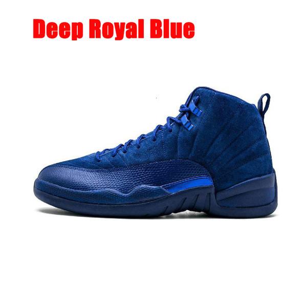 Deep Royal Blue