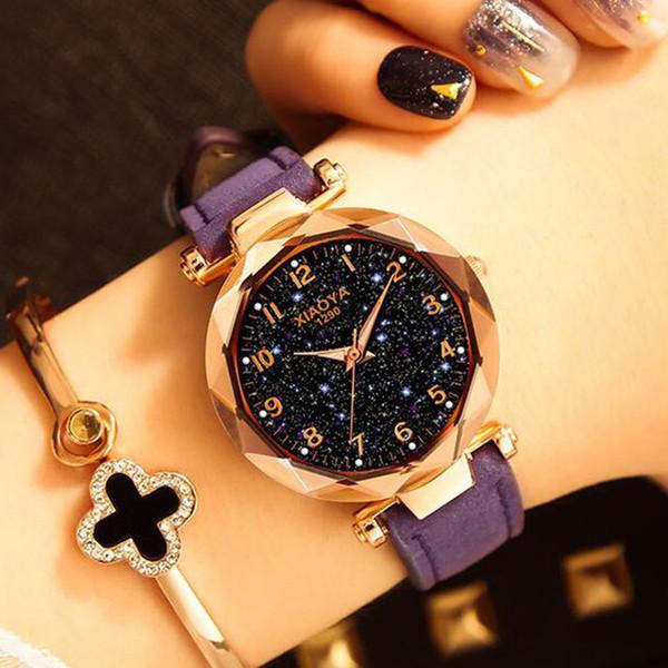 Cheap Multicolor Digital Moda Watch Para Homens Mulheres 34 milímetros de pulso relógios de quartzo Couro Vestido Relógios Moda Casual