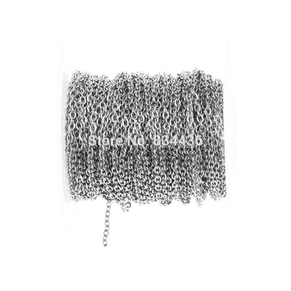 Aço cor prata largura 1,5 milímetro 10 metros