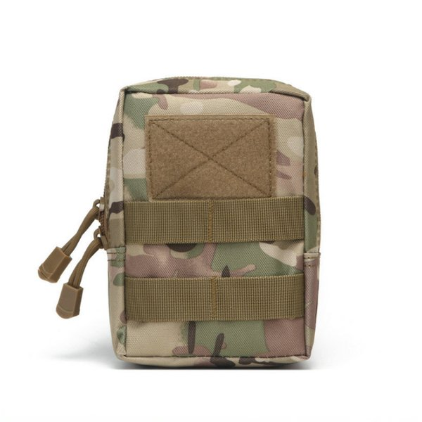 Multifunction Waterproof Tactical Molle Pouch Belt Waist Bag Military Fanny Pack Outdoor Pouches Phone Case Pocket For Iphone7 Hunting Bags