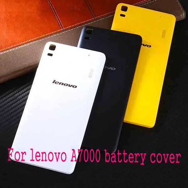 For Lenovo A7000 Battery Cover Official Original Cover Case For Lenovo K3 Note K50 k50-t3s Back Housing Replacement