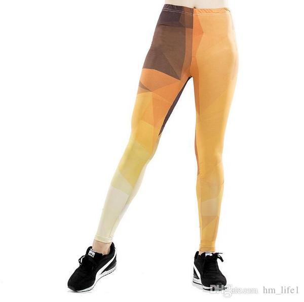 Compre Mujeres Pantalones De Yoga Pantalones Pantalones Pantalones
