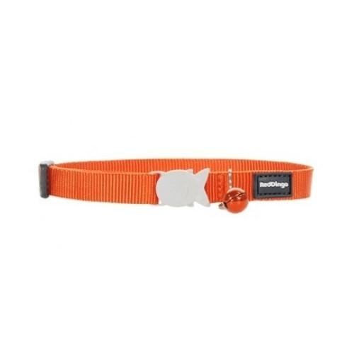 Red Dingo Reddingo Classic Orange Collare per gatti 12 millimetri nave dalla Turchia HB-000.223.809