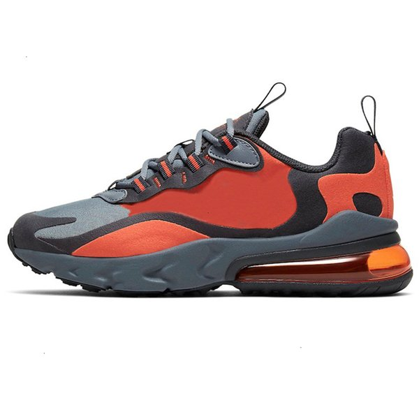 Grey and Orange 40-45