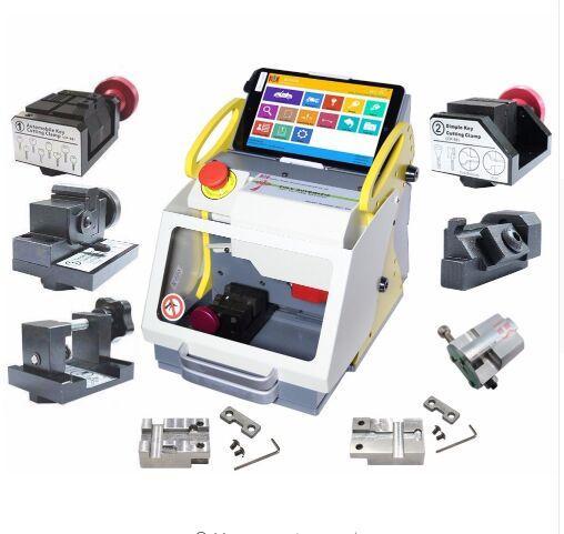 Top Quality Full Automatic SEC-E9 Key Cutting Machine Auto Key Programmer For All Cars SEC-E9 Key Cutting Machine Silca Machine