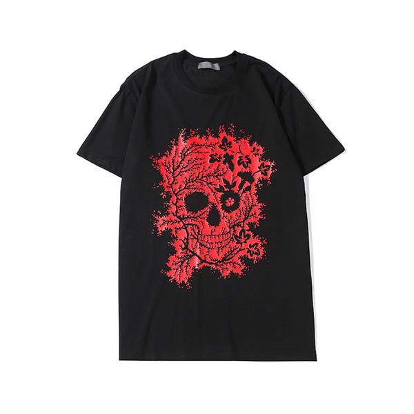 Yeni Geliş Unisex Tasarımcı tişört Bayan Marka Kısa Gömlek Erkek Lüks Tee Oversize 2 Renkler Vahşi Streetwear Casual B105789Z Tops