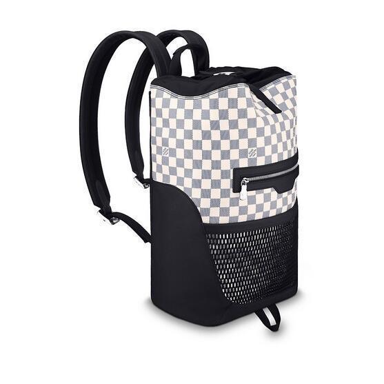 Новый N40018 Matchpoint Рюкзак Моды для Мужчин Рюкзаки Деловые Сумки Tote Сумки Посыльного Softsided Багаж Роллинг Сумка