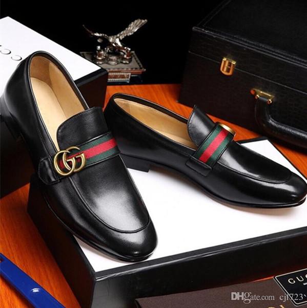 Melhor Mens sapatos casuais wingtip couro preto vestido de casamento formal derby oxfords sapatos baixos tan brogues sapatos para homens