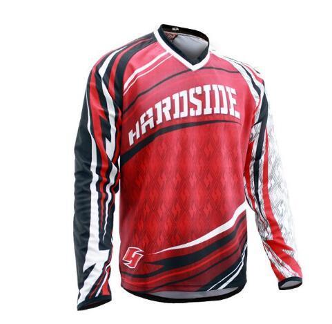 2019 T-Shirt Long Sleeve Cycling ClothingDownhill Jersey Bicycle Mountain Bike Clothing Quick Dry DH MTB Jersey