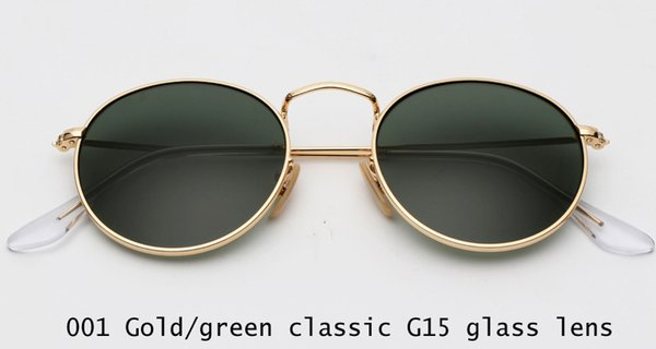 001 Gold / G15 Glaslinse