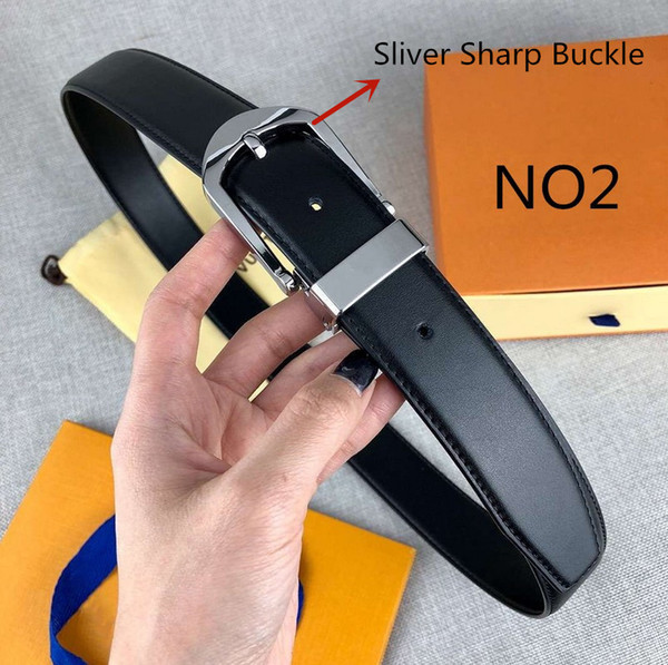 top popular Needle Belt for Mens Woman Belts 16 Style Needle Buckle Belts Width 3.4cm Highly Quality 2021