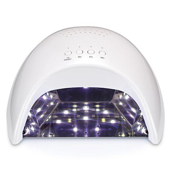 Venta al por mayor S6 24W / 48W 21 LEDs UV LED Lámpara Nail Dryer Manicure Tool Curado Nail Gel Dryer Lámpara Nail Art Equipments Herramientas
