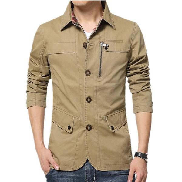 2017 marque de luxe hommes veste mens manteau vestes et manteaux d'hiver blouson homme designer vestes élégant sudaderas hombre Plus Taille M-4XL